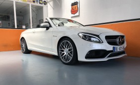 MERCEDES AMG C 63S Cabriolet